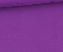 Jersey - Uni - ca. 150cm - Violett