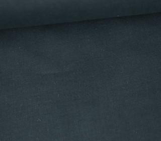 Baumwolle - Webware - Extra Breit - 270cm - Uni - Schwarz