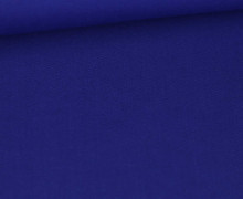 Baumwolle - Webware - Uni - 150cm - Marineblau