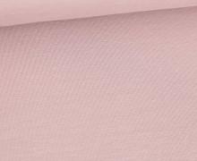 Bambus-Jersey - Uni  - Mauve Pastell
