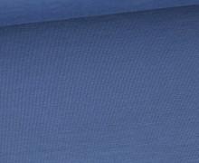 Bambus-Jersey – Uni  – Himmelblau