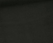 Babycord - Feincord - Washed-Look - Uni - 160g - Schwarz