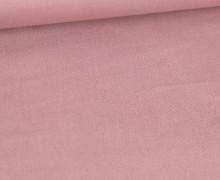 Baumwolle - Popelin - Webware - Uni - 145cm - Altflieder Pastell