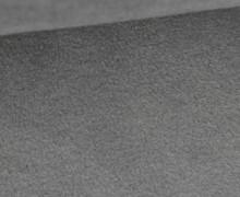 Baumwoll-Fleece - Uni - 260g - Grau