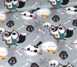 Modal Jersey – Halloween – Immortal Animals – Full Moon – abby and me