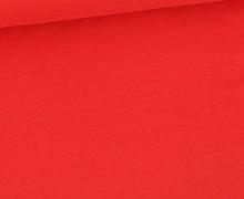 WOW Angebot Bündchen - Uni - Rot - #364
