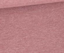 Jersey Smutje - Hell Meliert  - 150cm - Altrose