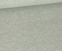 Jersey Smutje - Hell Meliert  - 150cm - Lichtgrün