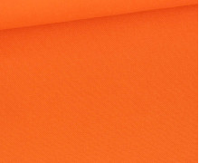 Canvas Stoff - feste Baumwolle - 265g - Uni - Orange