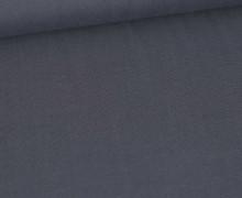 Viskose - Blusenstoff  - Uni - 110g - Dunkelgrau