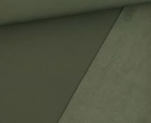 Softshell - Fleece - Uni - Olivgrün/Olivgrün