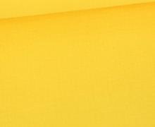 Musselin – Muslin – Double Gauze – Uni – Gelb