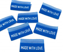 1 Label - Made With Love - Royalblau