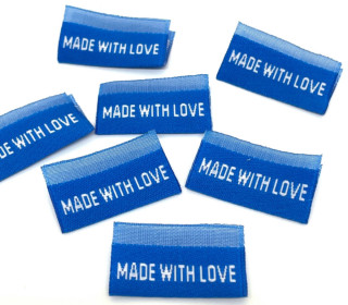 1 Label – Made With Love – Royalblau