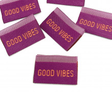 1 Label - GOOD VIBES - Pflaume