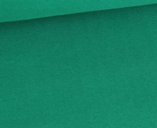 Baumwoll-Fleece - Uni - 290g - Grasgrün