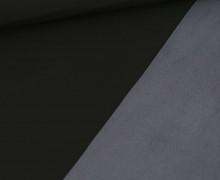 Softshell - Fleece - Uni - Schwarz/Dunkelgrau