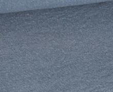 Wolle - Walkstoff - 395g - Uni - Taubenblau