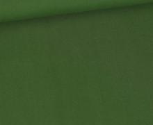 Baumwolle - Webware - Uni - 145cm - Grasgrün