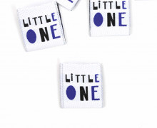 1 Label - LITTLE ONE - Weiß