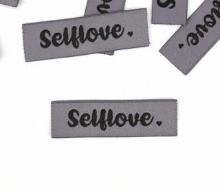 1 Label - Selflove - Grau