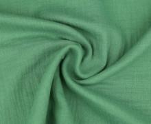 Musselin – Muslin – Double Gauze – Fibre Mood – Grün