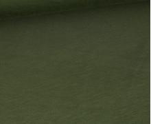 Modal Jersey - Weich - Uni - Olivgrün