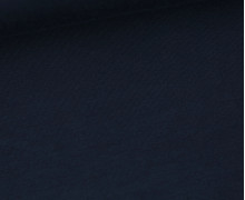Modal Jersey - Weich - Uni - Stahlblau