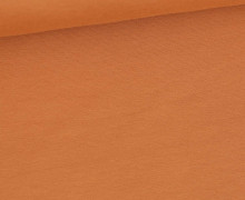 Jersey Smutje - Uni  - 150cm - Orangebraun Hell