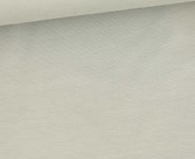 Jersey Smutje – Uni  – 150cm – Warmes Grau