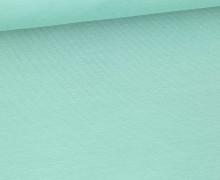 Jersey Smutje - Uni  - 150cm - Pastelltürkis
