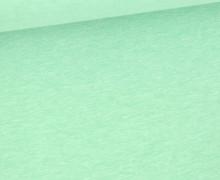 Jersey Smutje - Hell Meliert  - 150cm - Grün