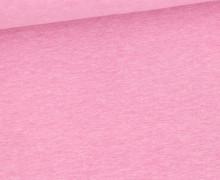 Jersey Smutje - Hell Meliert  - 150cm - Rosa