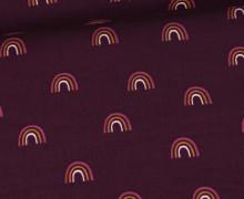Babycord – Feincord – Rainbow – Bordeaux