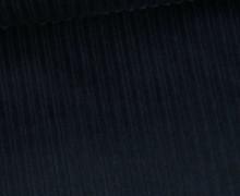 Cord - Breitcord - 280g - Uni - Stahlblau