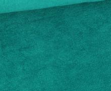 Frottee – Bambus & Baumwolle – Uni – Türkisgrün
