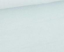 Frottee - Bambus & Baumwolle - Uni - Pastellblau