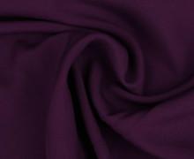 Viskose – Blusenstoff  – Uni – Lila