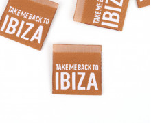 1 Label – TAKE ME BACK TO IBIZA – Lehmbraun