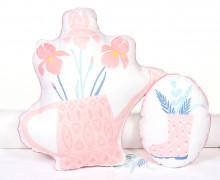 Kissenstoff - DIY - Lovely Spring - Garden - abby and me