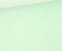 Frottee - Bambus & Baumwolle - Uni - Mint