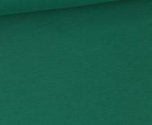 Bio Sommersweat - Organic Cotton - French Terry - 145cm - Uni - Grün
