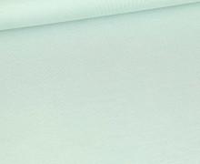 Modal - Sommersweat - Uni - Pastellgrün
