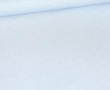 Modal Jersey - Weich - Uni - Pastellblau