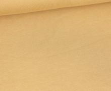 Modal Jersey - Weich - Uni - Sandbraun
