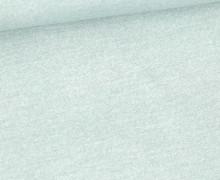 Jersey - Bedruckt - Jeansoptik - Lichtgrün Hell