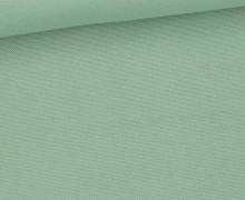 Canvas - feste Baumwolle - 252g - Uni - Lichtgrün