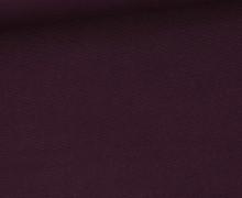 Canvas - feste Baumwolle - 252g - Uni - Violett