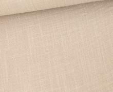 Musselin - Muslin - Uni - Slub Washed - Double Gauze - 115gr - Schnuffeltuch - Windeltuch - Sand