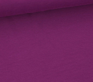 Sommersweat Standard - French Terry - Uni - Violett - #571